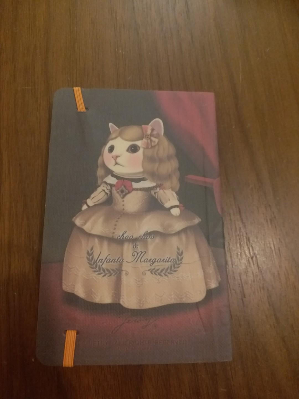 韓國貓 Jetoy 簿 筆記