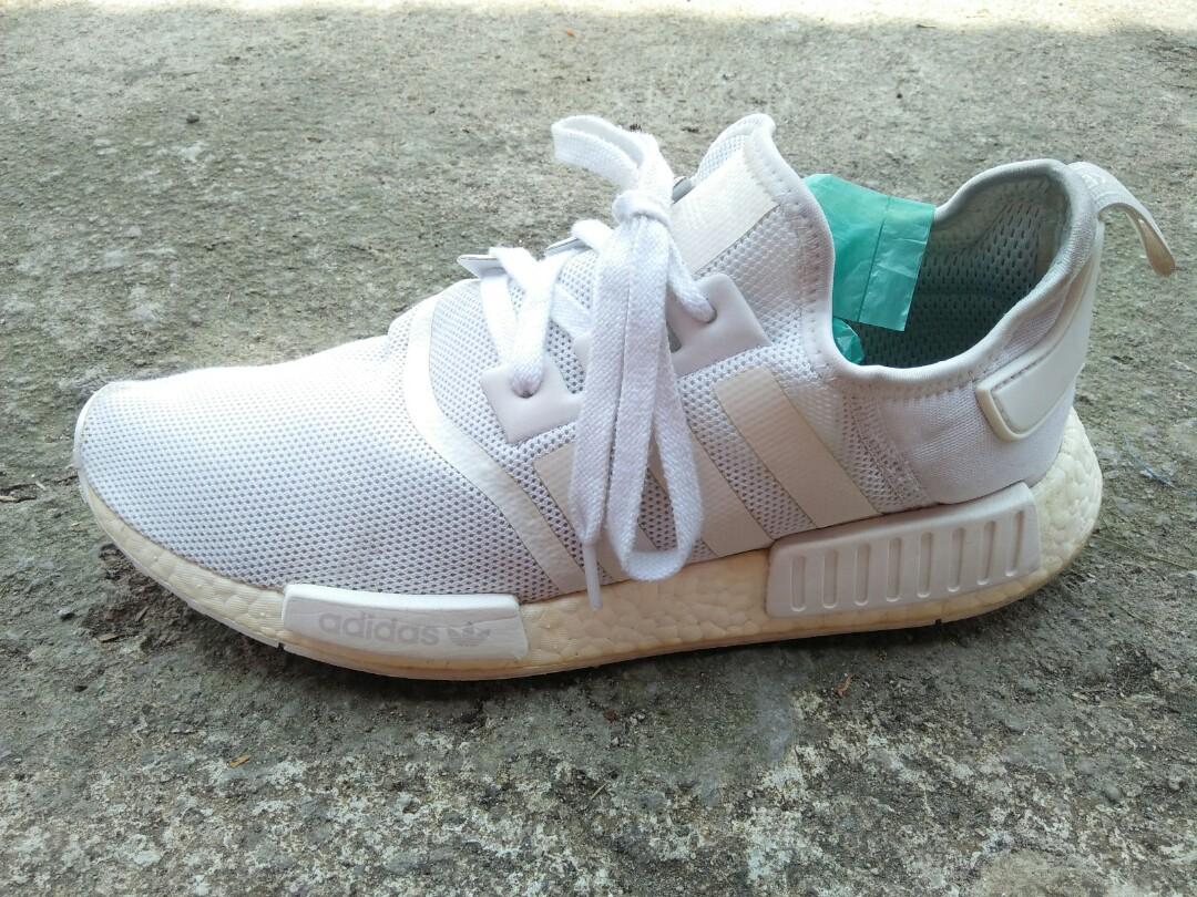 8c71ee18265ce Adidas NMD R1 triple white