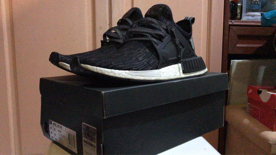 new product bec66 b248a ADIDAS NMD XR1 PK REFLECTIVE US 10.5