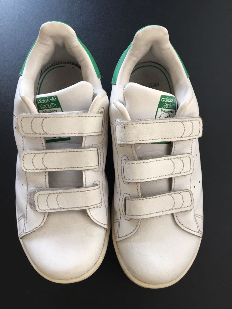Adidas Stan Smith rubber shoes, Babies