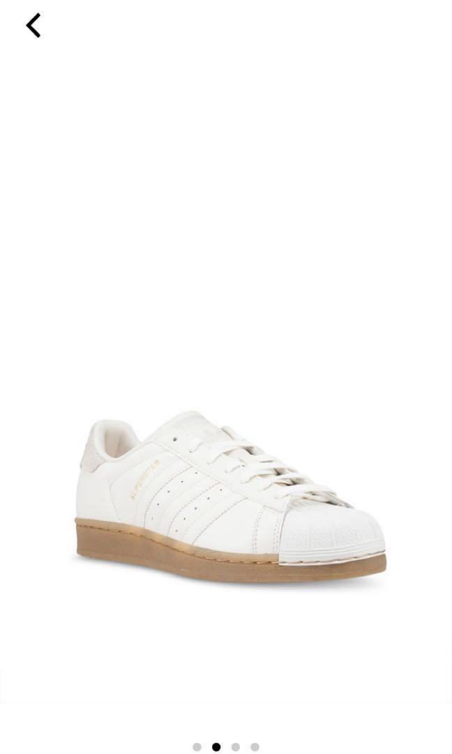 free shipping 0a774 17c9a Adidas Superstar 80s with Gum Sole, Women s Fashion, Shoes, Sneakers ...