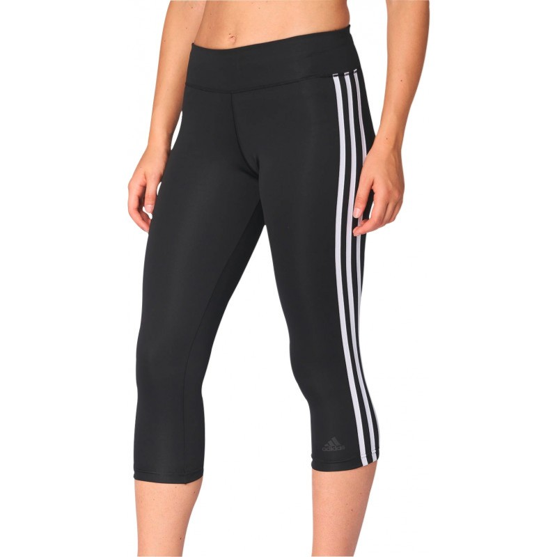 8fbcdce3aa55d Authentic Adidas Climalite Compression Crop Tights, Women's Fashion,  Clothes, Pants, Jeans & Shorts on Carousell