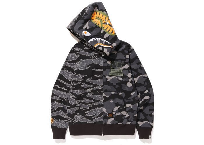 735a8b81 Bape X Undefeated X Timberland, Men's Fashion, Clothes, Outerwear on  Carousell