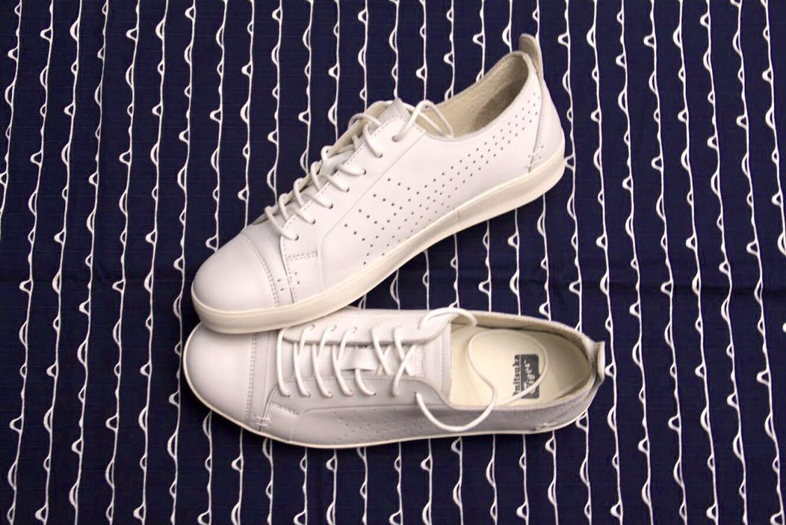 2baf806bf2a BN Onitsuka Tiger - Colesne Lo - White Leather Sneakers (Made in ...