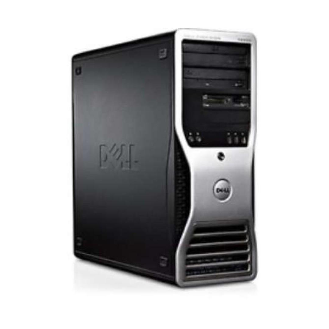 Certified refurbished) Dell Precision T5400 Workstation ... on