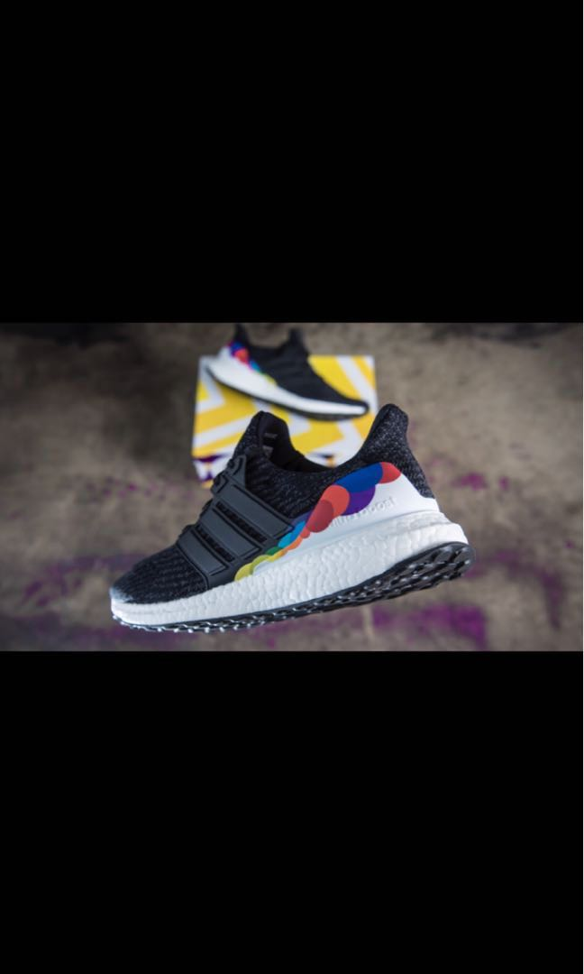 Cheapest* Adidas Ultra Boost Pride LGBT, Men's Fashion