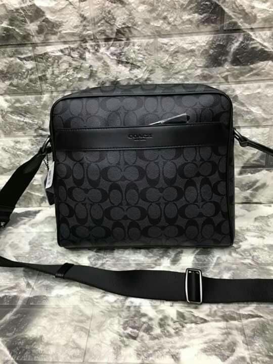 7cfe04b5f866 CLEARANCE SALE Coach Men Sling Bag Coach Sling Bag Coach Tablet Bag Coach  Bag Office Bag Document Bag
