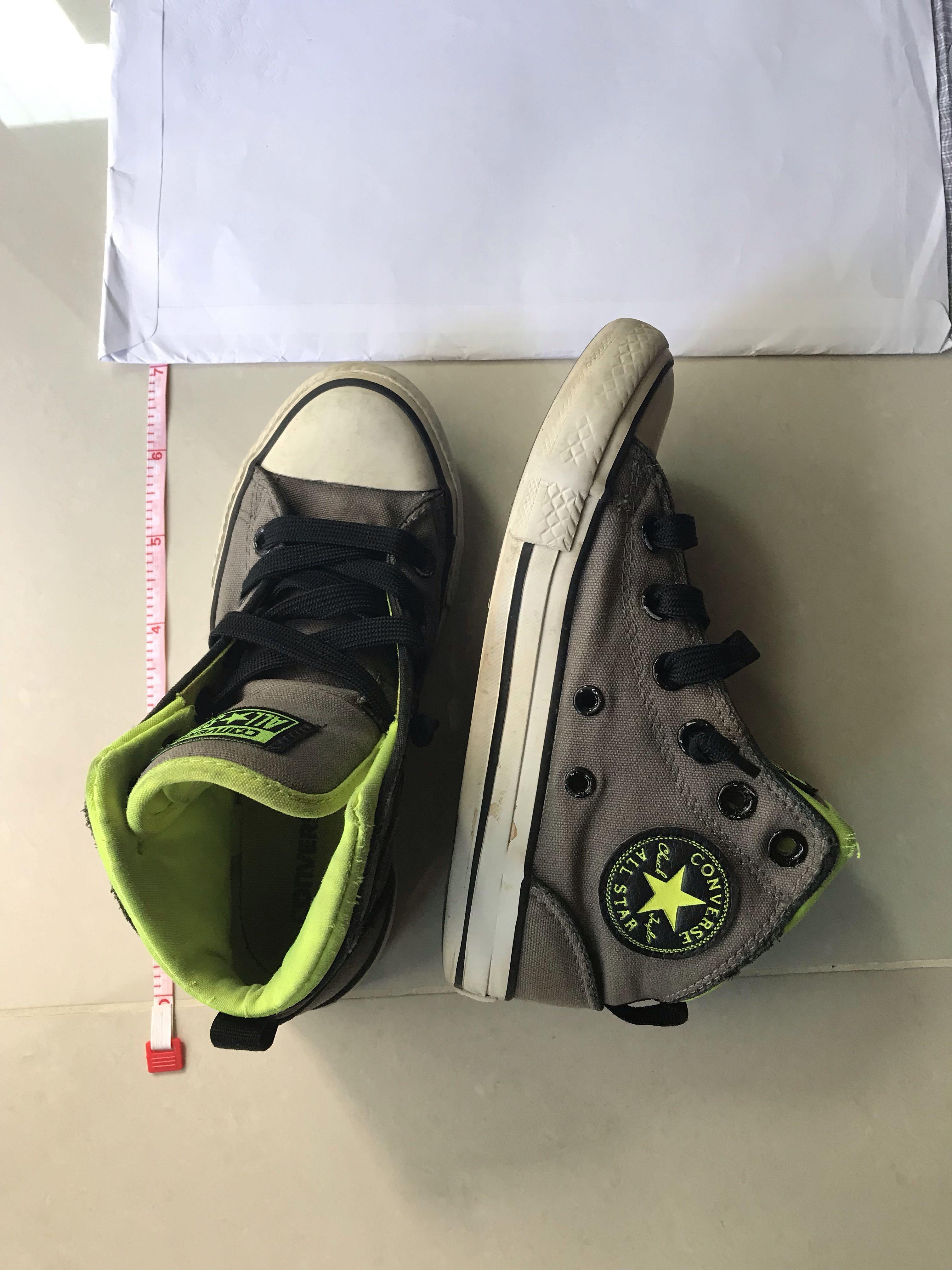 67292a216ae47e Converse all star high cut sneaker (kids)