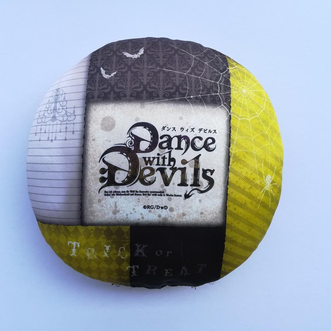 Dance with Devils x Halloween - Nanashiro Mage - Round Cushion