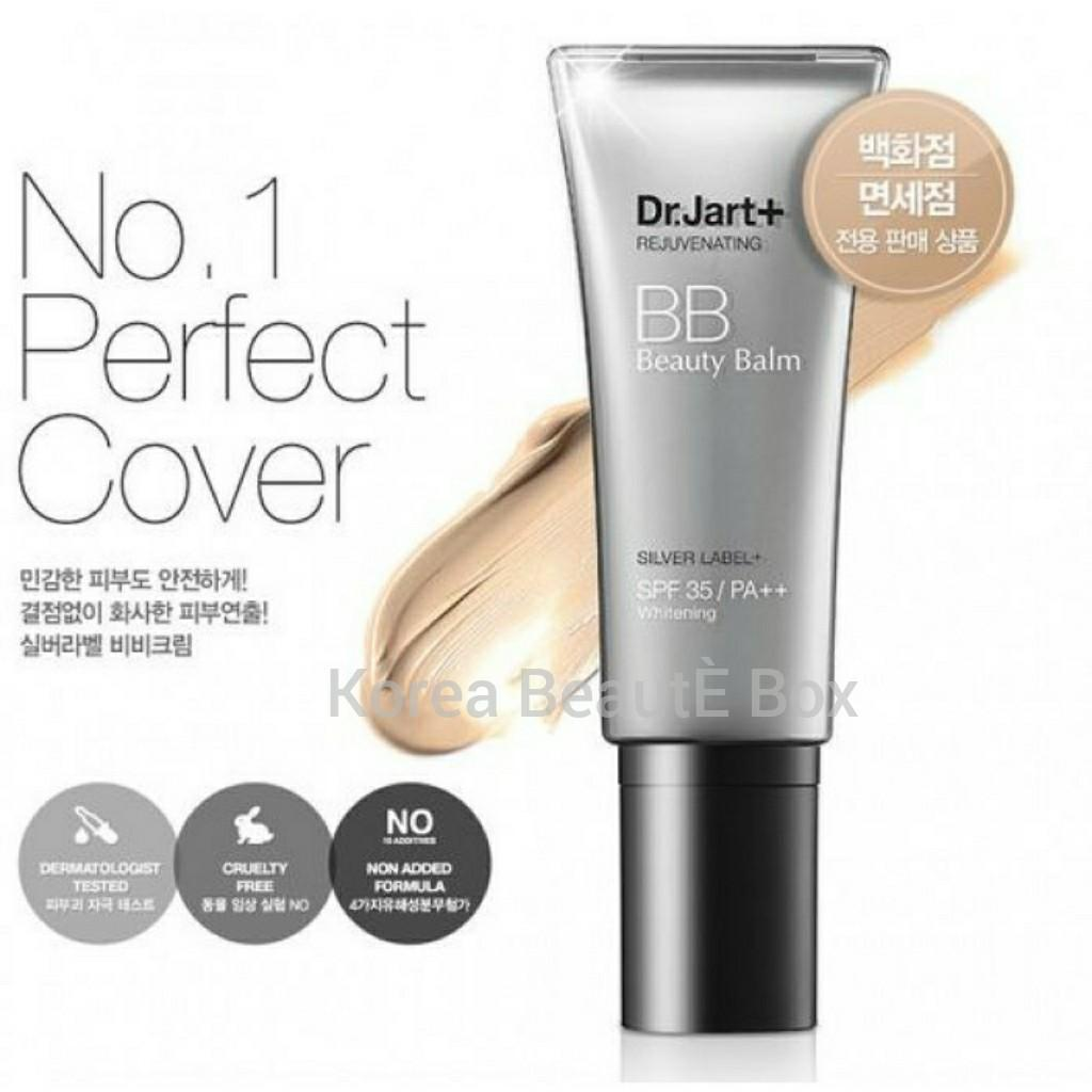 DR. JART+ REJUVENATING BB BEAUTY BALM CREAMS SILVER LABEL+ [SPF35 / PA++]