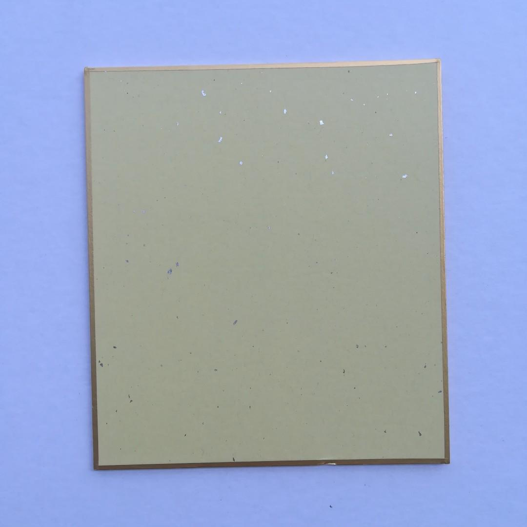 Ensemble Stars! - Nito Nazuna - Mini Shikishi / Mini Autograph Board