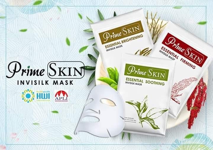 Prime Skin Masker Wajah