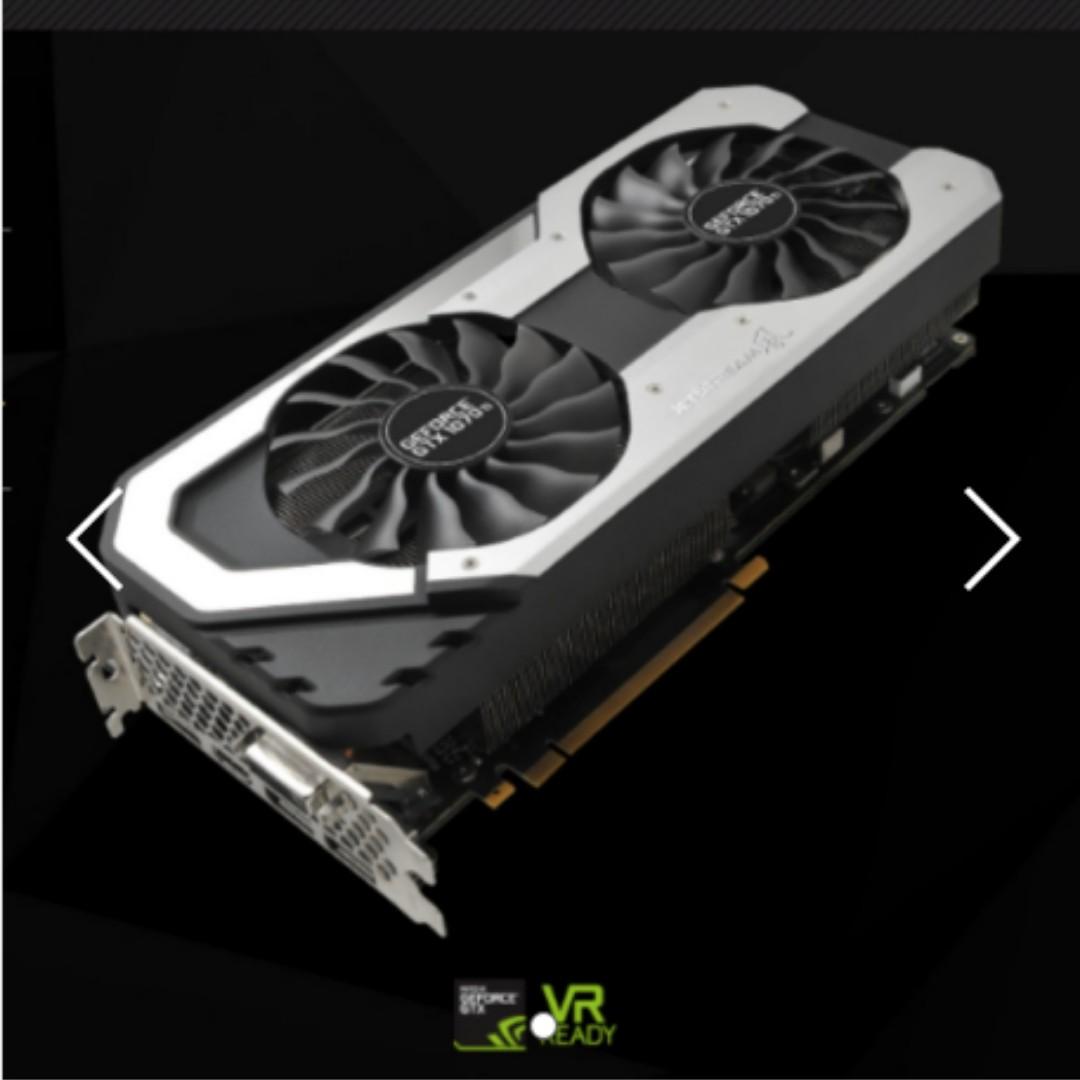 GeForce GTX 1070TI