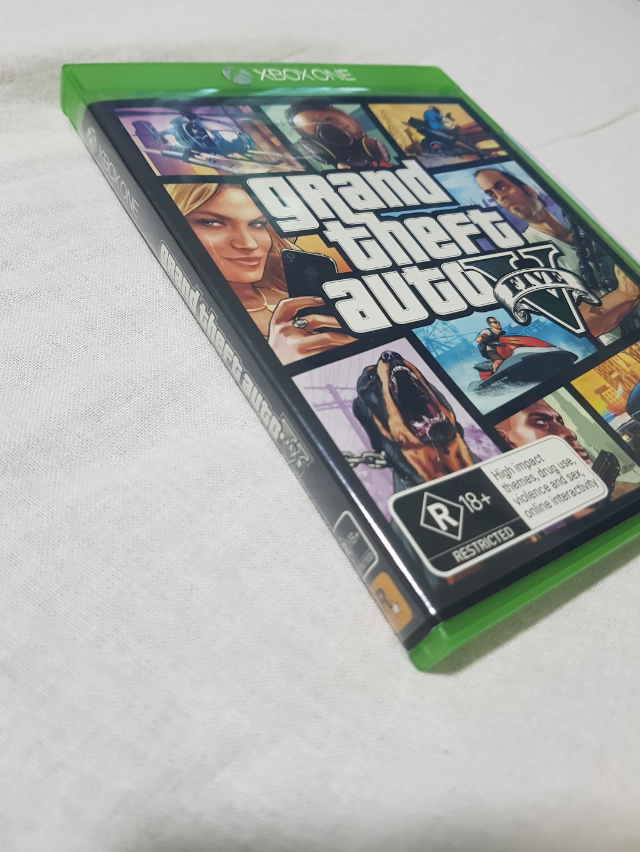 Grand Theft Auto Five (Xbox one)