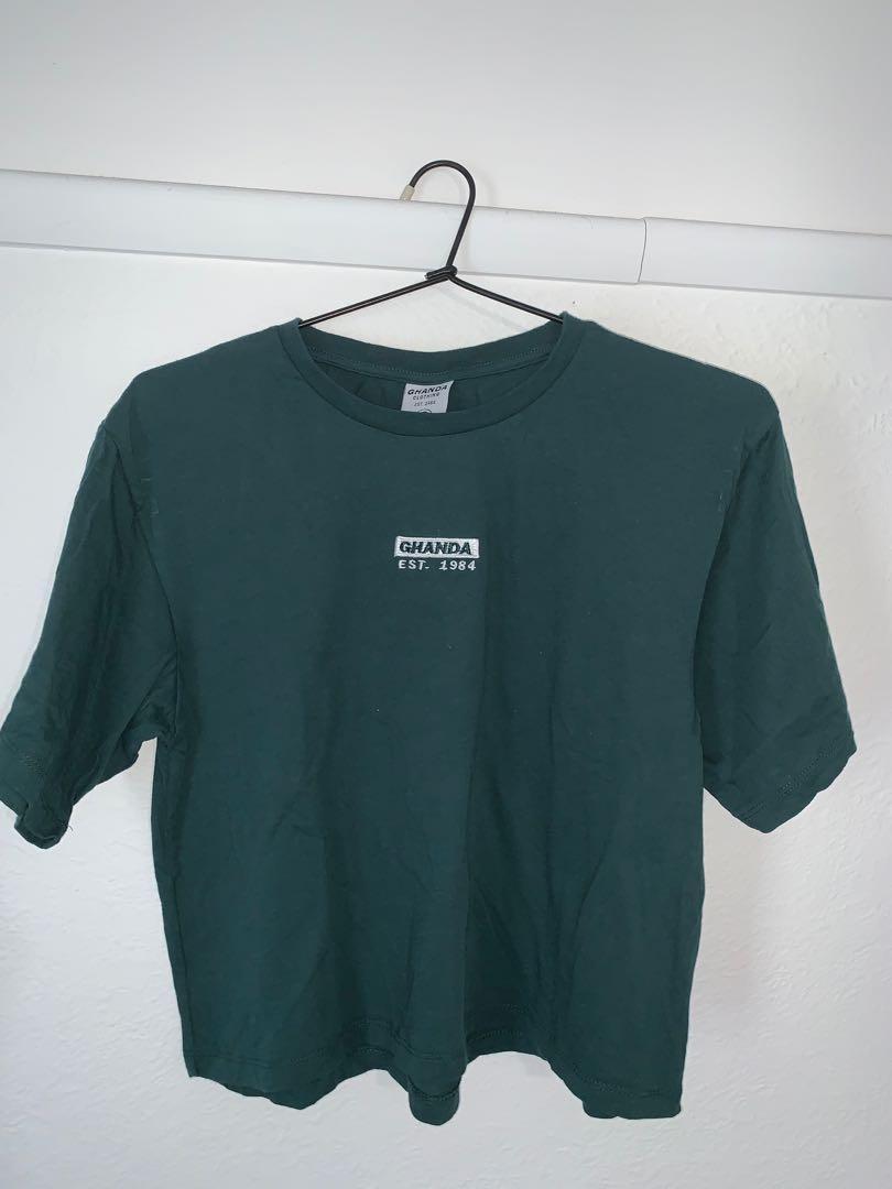 Green Ghanda top