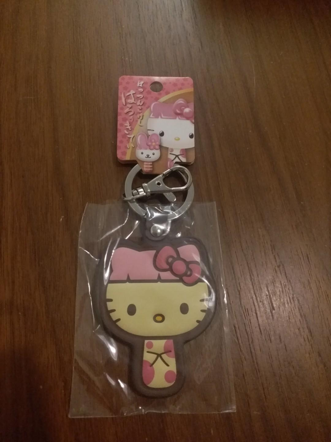 Hello Kitty 鎖匙扣 2012
