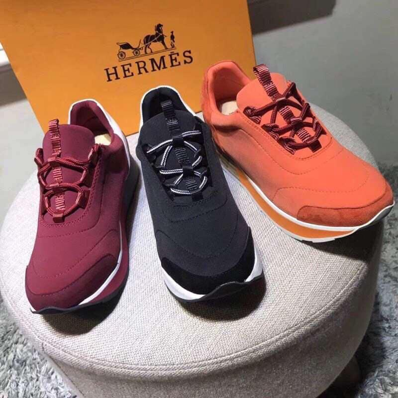 Hermes Rubber Shoes for women, Luxury