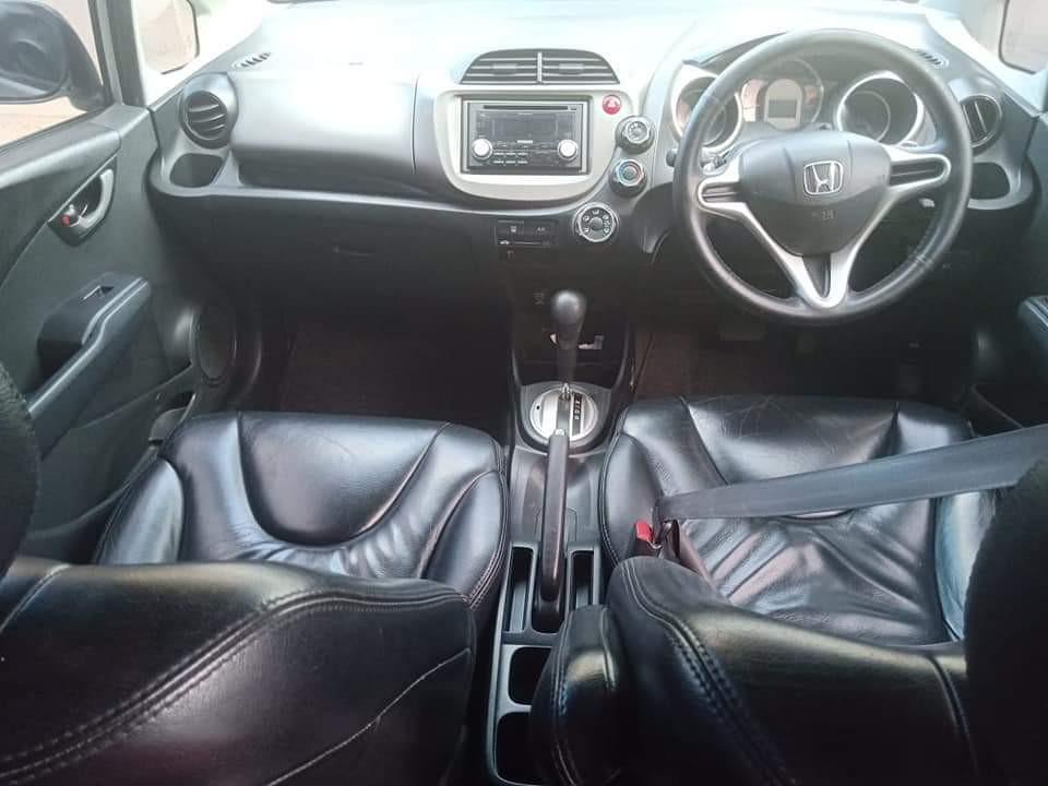 Honda Jazz RS at 2009