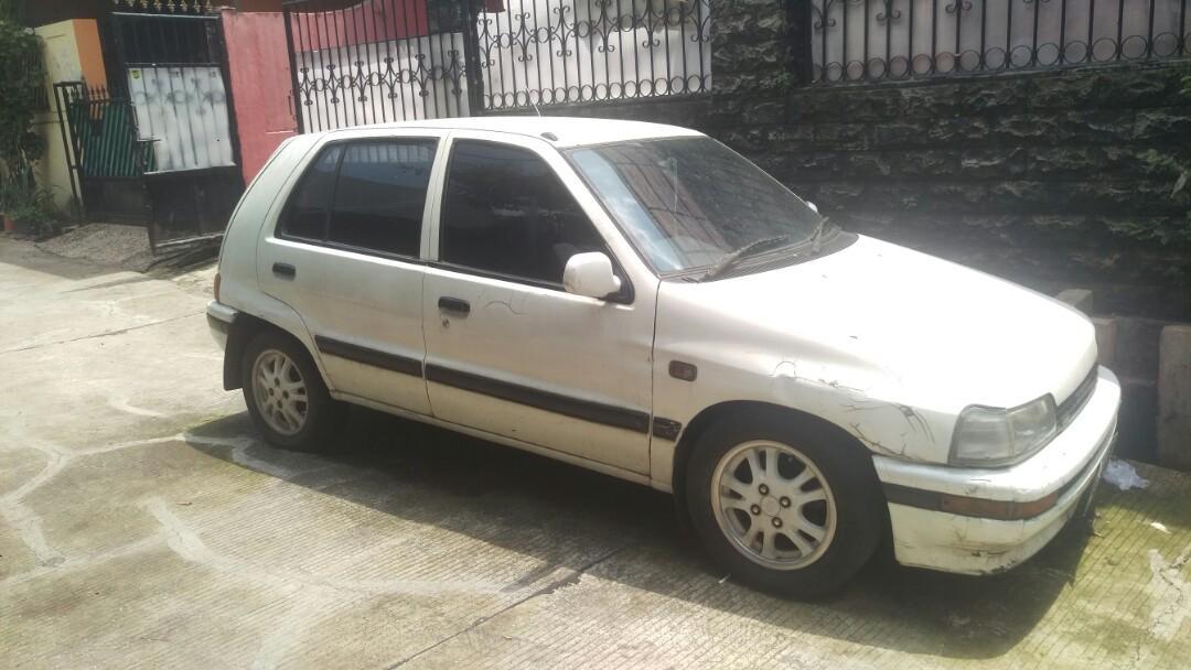 JUAL Serius PengHobby Daihatsu Charade Winner th 91