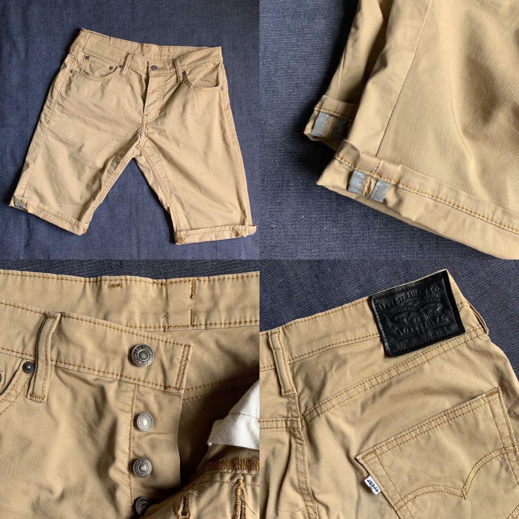 b2f9e8b3f1 Levi's Commuter 511 Slim Fit Bike Trouser Shorts - Men's, Women's ...