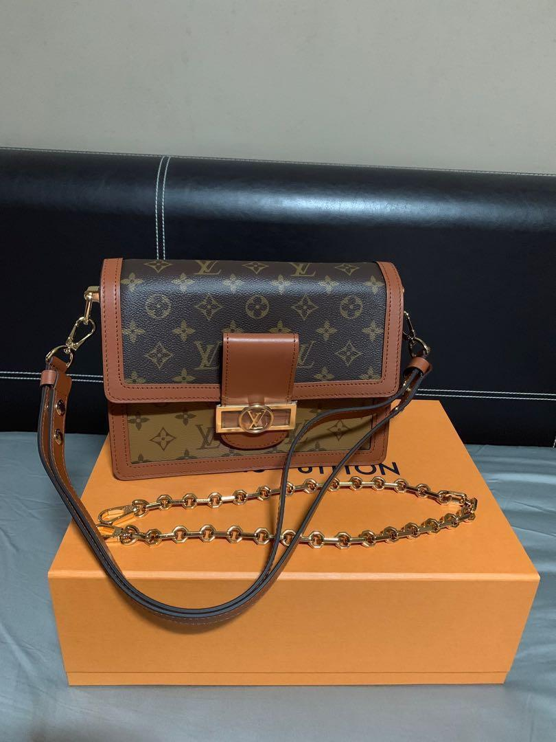 ccee6d5655 Louis Vuitton ( LV ) Dauphine, Luxury, Bags & Wallets, Handbags on ...