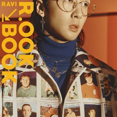 [LOW PROFIT PREORDER] VIXX Ravi - R.OOK BOOK (2nd Mini Album)