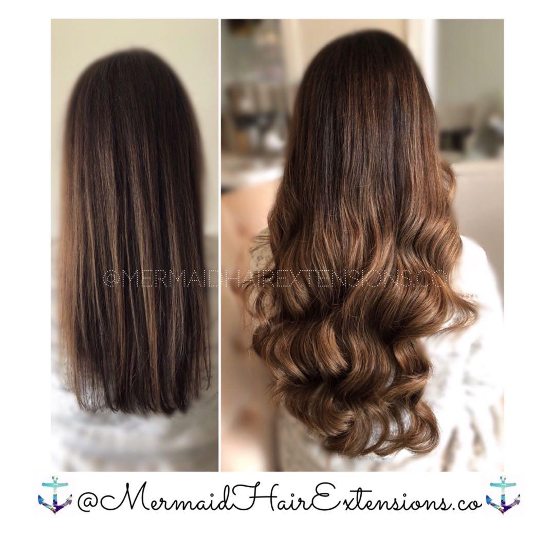 ✨MERMAID HAIR EXTENSIONS✨ Premium Quality   Trusted Services