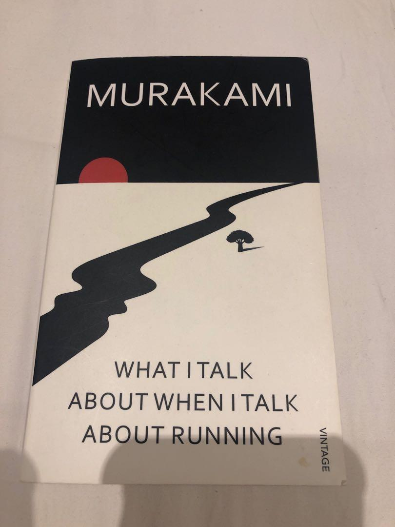 Murakami - What I talk about when I talk about running