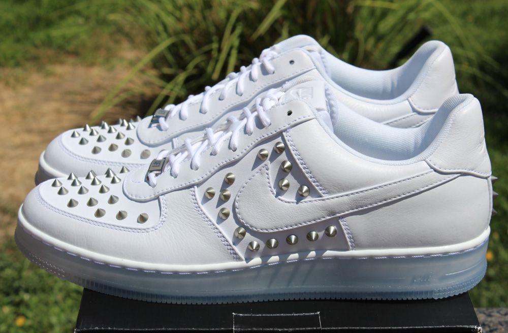 Nike Air Force 1 downtown spike, Men's Fashion, Footwear