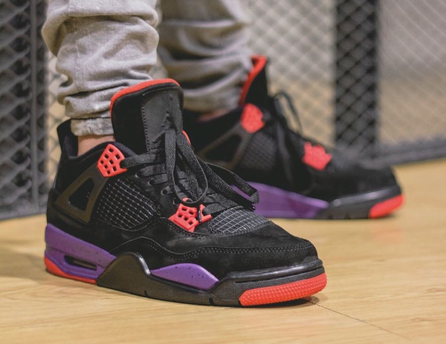 best website cbcea 43b0f Nike Air Jordan 4 NRG raptors