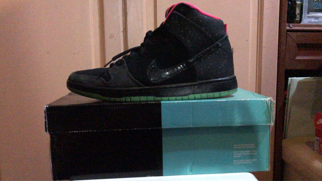 best service 50e30 683bd NIKE DUNK HIGH PREMIUM SB NORTHERN LIGHTS, Men s Fashion, Footwear,  Sneakers on Carousell