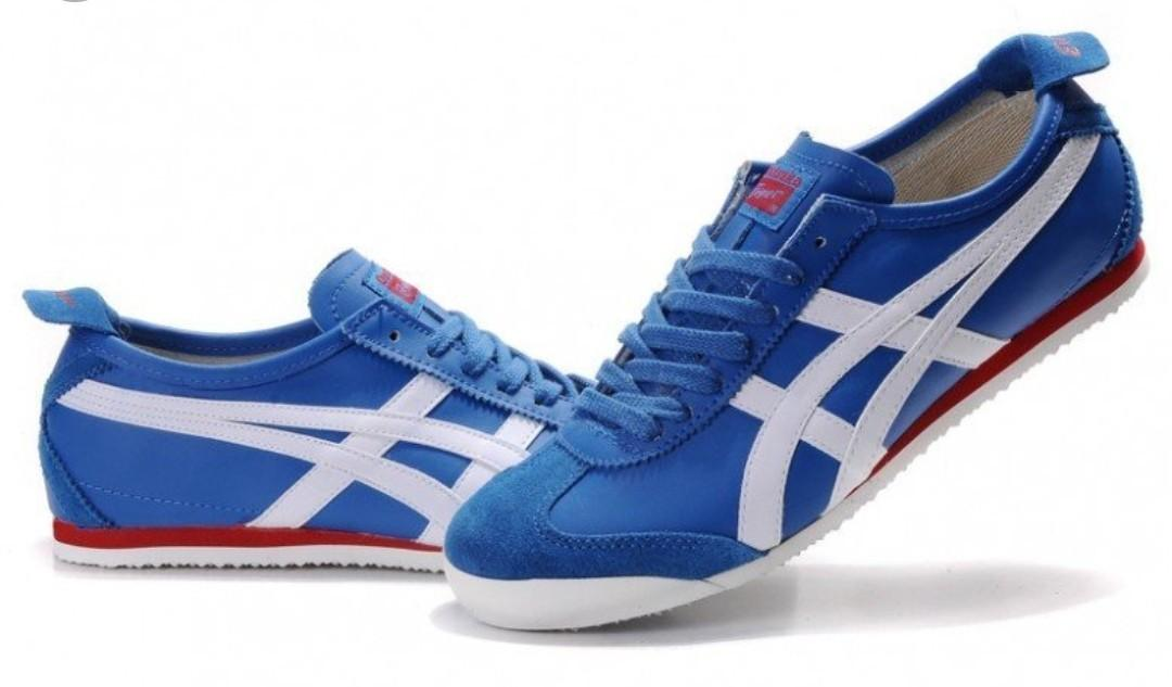 premium selection a6d76 501a1 Onitsuka Tiger Mexico 66 Blue, Everything Else on Carousell