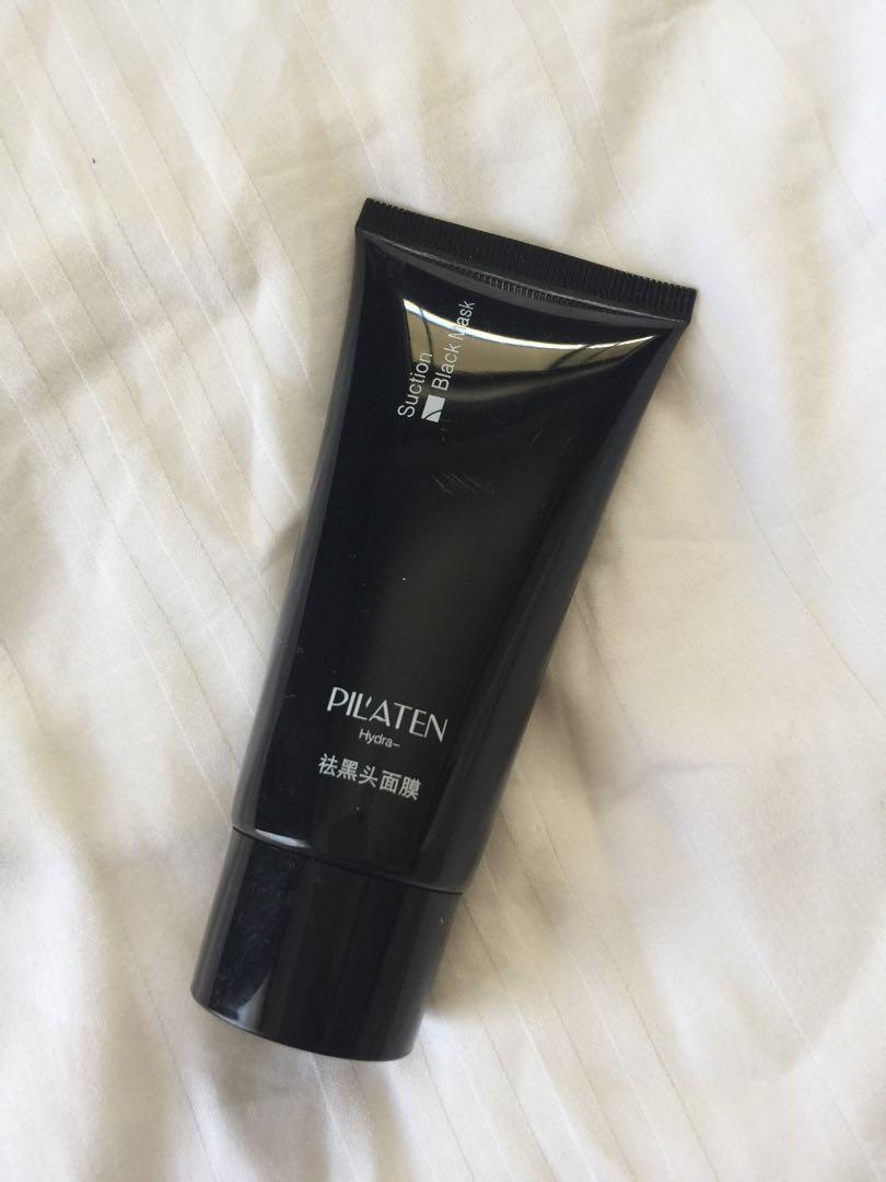 Pilaten black peel off mask for blackheads 60g