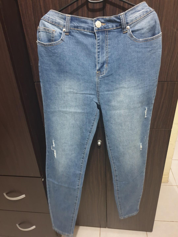 0581cac1911ab Plus size Jean US 14 UK 18, Women's Fashion, Clothes, Pants, Jeans ...