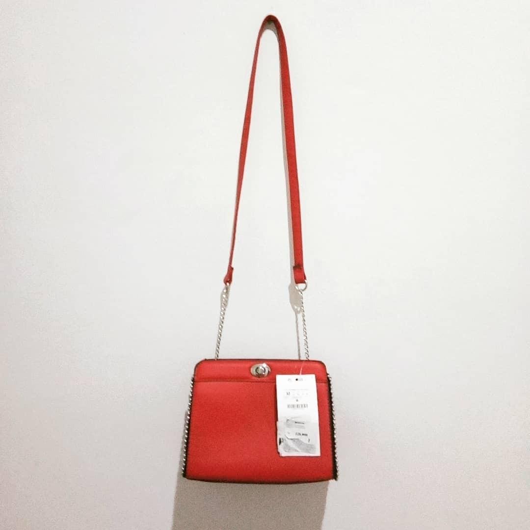 Red Sling Bag 640796b6cf