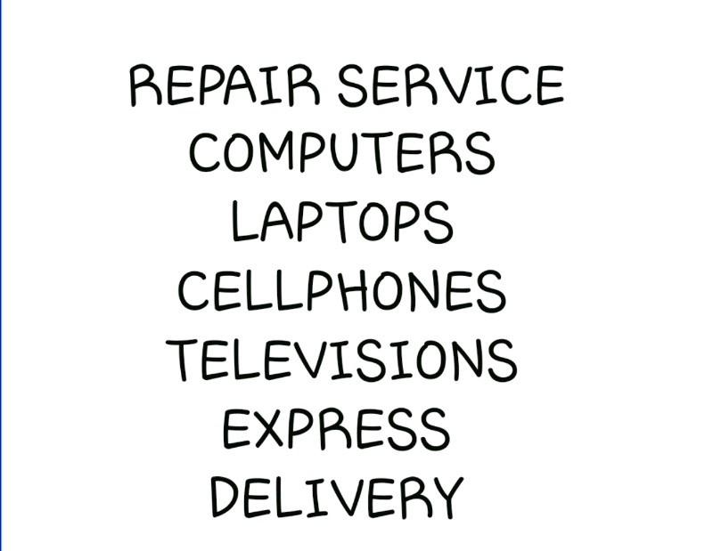 Repair your device and battery replacement express delivery wor