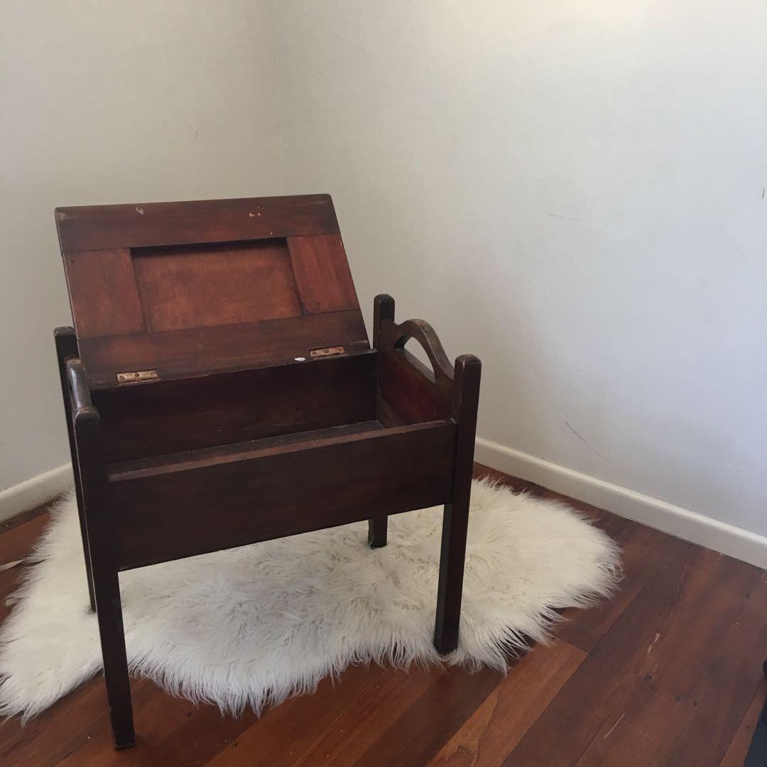 Retro Chair   Piano Chair