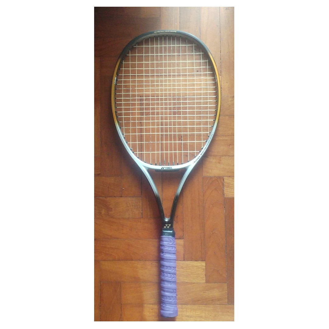Tennis Racquet Sale >> Sale Yonex Rd Power 7 Long Tennis Racquet