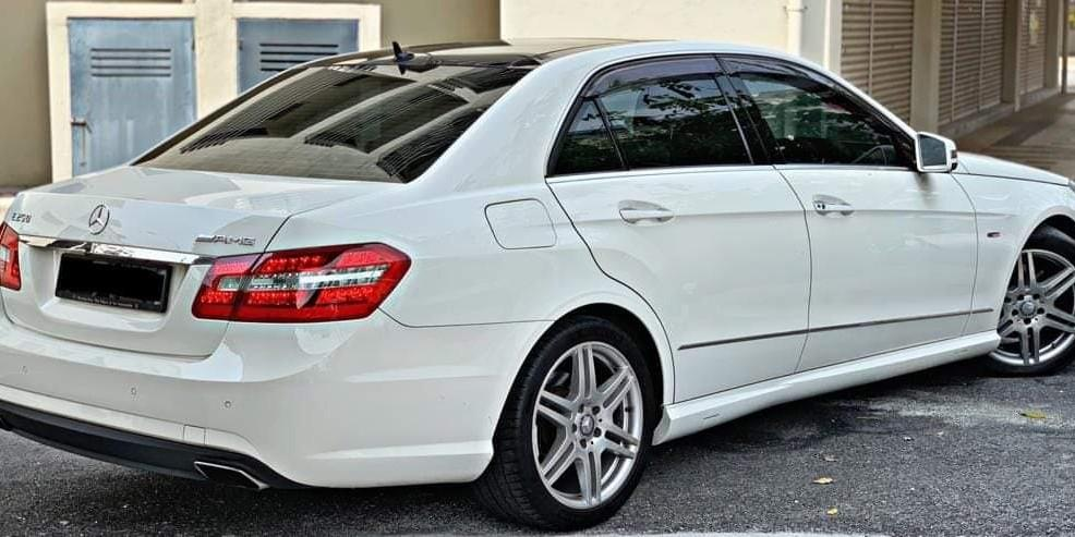 SEWA BELI>>MERCEDES BENZ E250 1.8 TURBO FULL SPEC 2010/2014