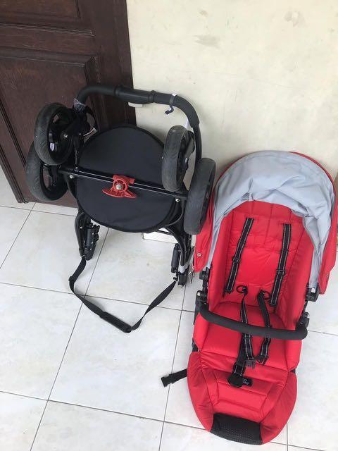 Stroller baby valco snap ultra