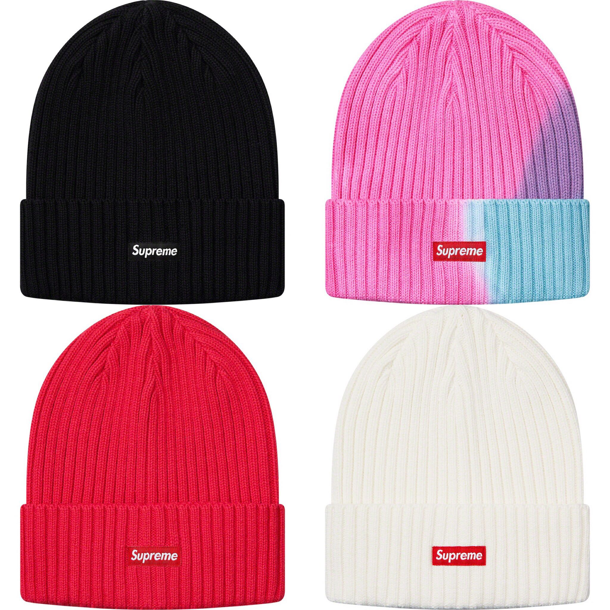 0060f156 SUPREME OVERDYED BEANIE, Men's Fashion, Accessories, Caps & Hats on ...