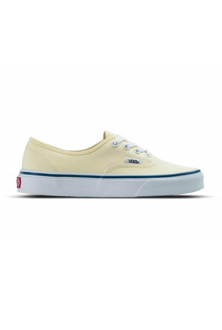 Vans UA Authentic - Cream UK 37 / US 5.5