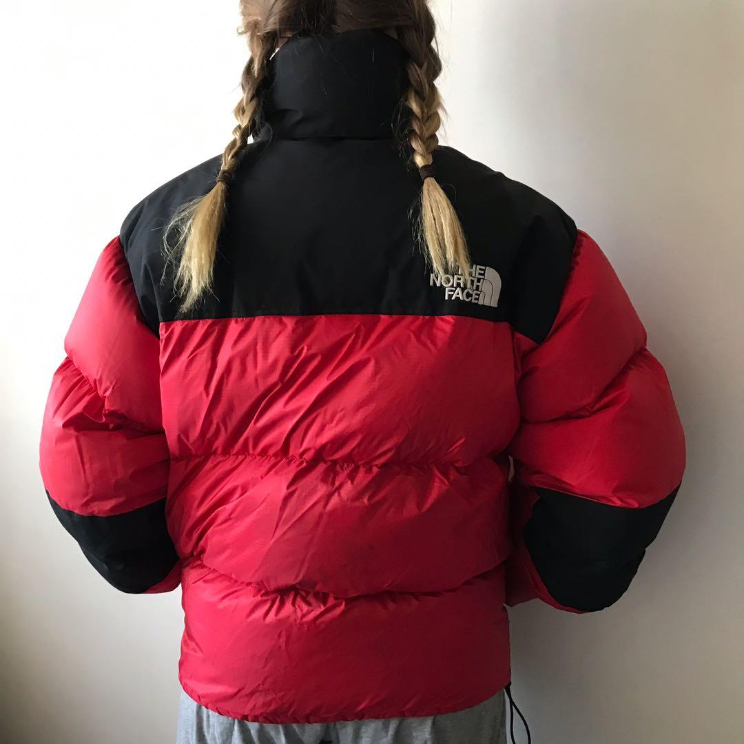 Vintage north face puffer