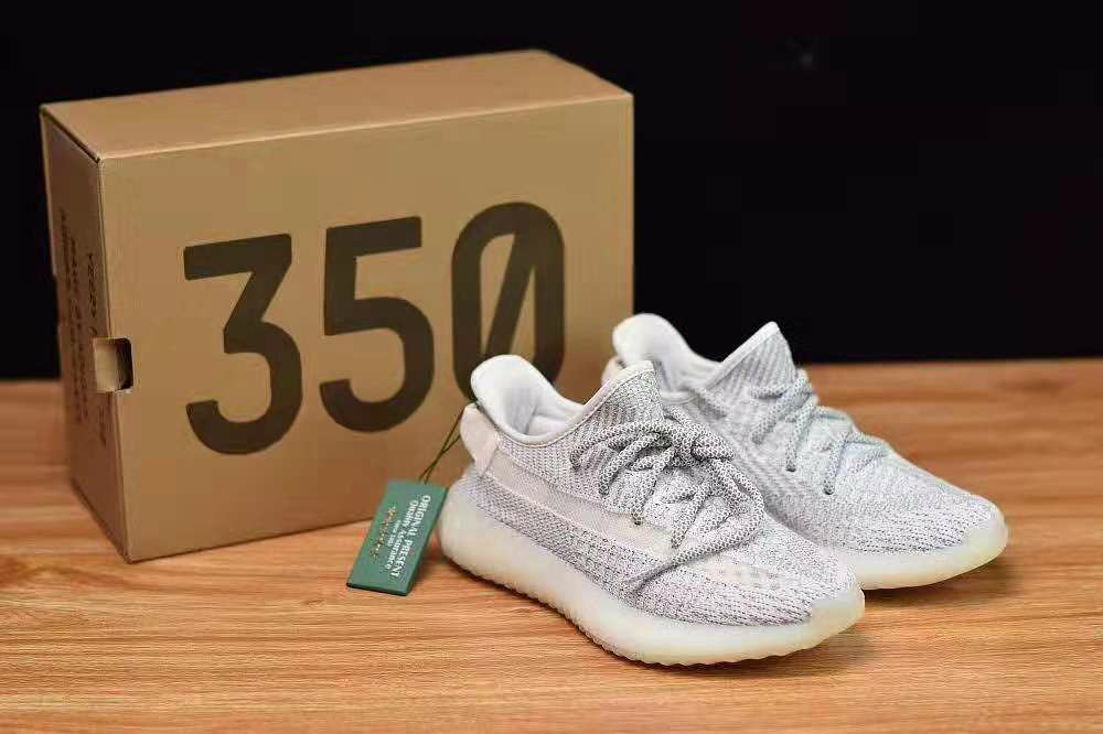30ade99bd Adidas Yeezy Boost 350 V2 Static Reflective