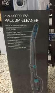 2-in-1 Cordless Vacuum Cleaner