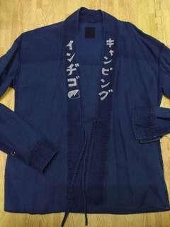 visvim I.C.T. ICT lhamo shirt 道袍 kimono sanjuro noragi