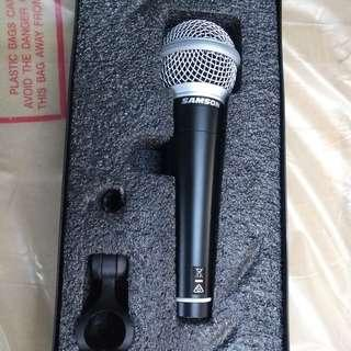 MIC VOCAL  SAMSON R21S