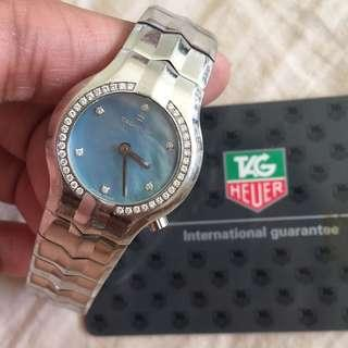 TAG Heuer Alter Ego Diamond Bezel Limited Edition Ladies Watch