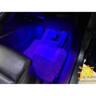 Mazda CX5 Leg Room LED Lighting