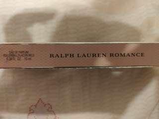 Ralph Lauren Romance  roller purfume
